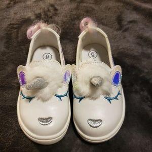 Unicorn Shoes! Toddler Size 6